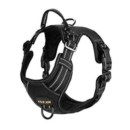 4XPAW Dog Harness with Padded Handle |