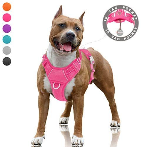 BARKBAY Reflective Dog Harness |