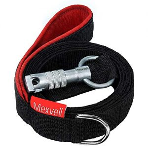 MEXVELL Dog Leash with Unbreakable Carabiner |