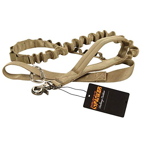 EXCELLENT ELITE SPANKER Bungee Dog Leash |