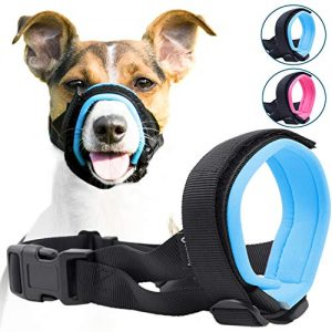 Gentle Muzzle Guard for Dogs |