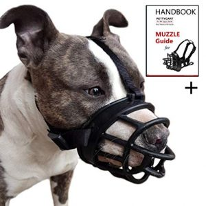Pettycart Dog Soft Basket Muzzle |