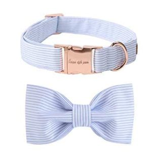 USP Pet Soft Comfy Bowtie Dog Collar |