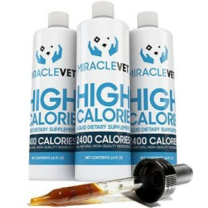 Miracle Vet High Calorie Weight Gainer |