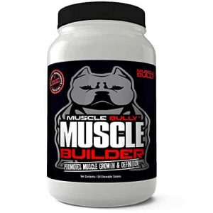 Muscle Builder for Bullies & Pitbulls |