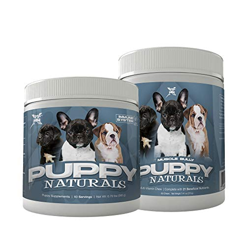 Muscle Bully Puppy Naturals |