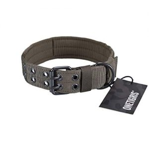OneTigris Military Adjustable Dog Collar |