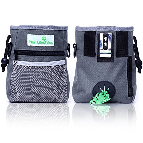 Paw Lifestyles Dog Treat Training Pouch |
