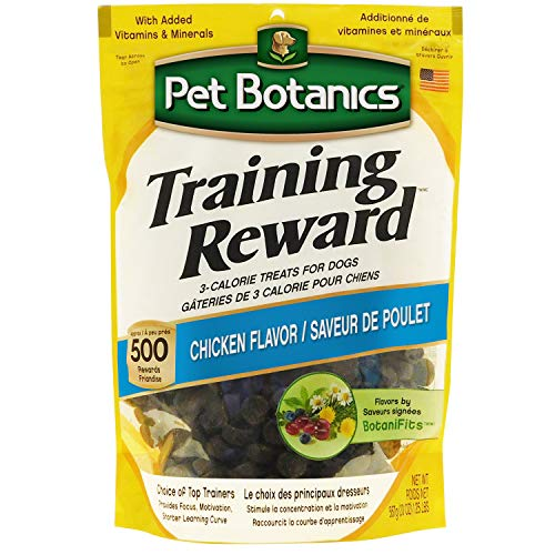 Pet Botanics Training Reward |
