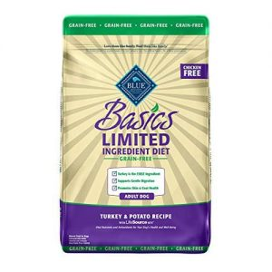 Blue Buffalo Basics Limited Ingredient Diet |