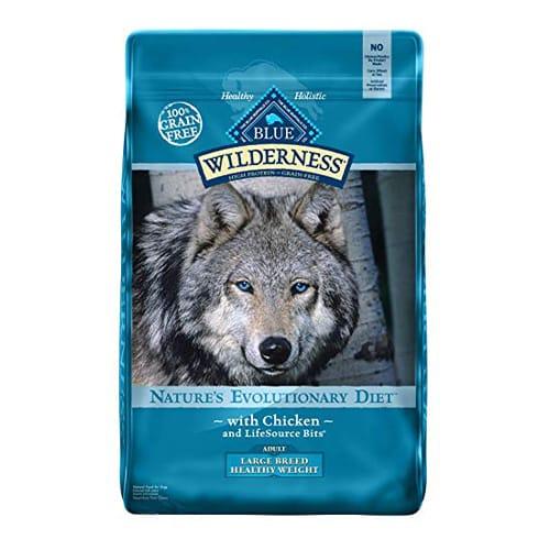 Blue Wilderness High Protein Grain Free |