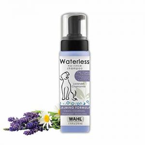 Waterless No Rinse Shampoo For Dogs |