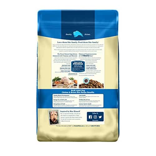 Blue Buffalo Natural Adult Dry Dog Food |