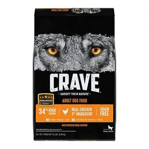 CRAVE High Protein Adult Dry Dog Food |