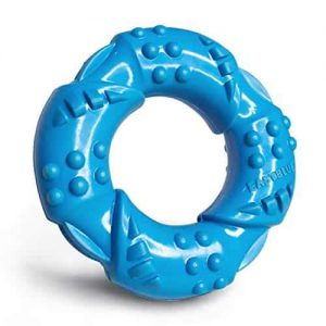 EASTBLUE-Dog-Chew-Toy-for-Aggressive-Chewers-Ultra-Tough-Natural-Rubber-Puppy-Chew-Toy-Nearly-Indestructible-for-Medium-and-Large-Breed-0 |